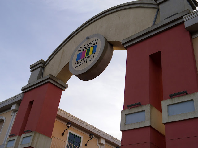Fashion District Valmontone Outlet Village