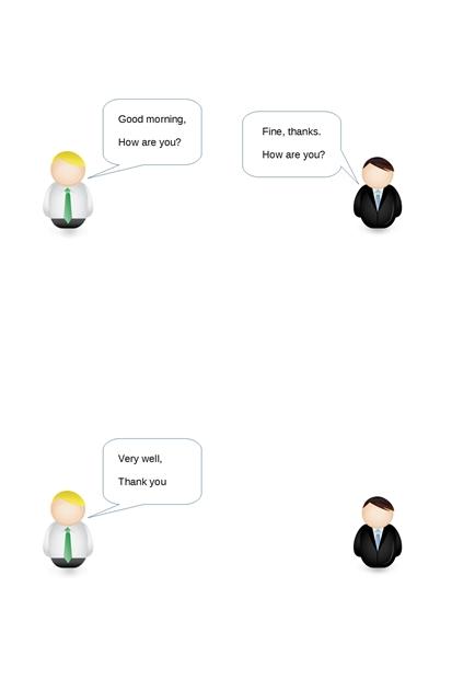 Contoh ekspresi sehari-hari dalam bahasa inggris