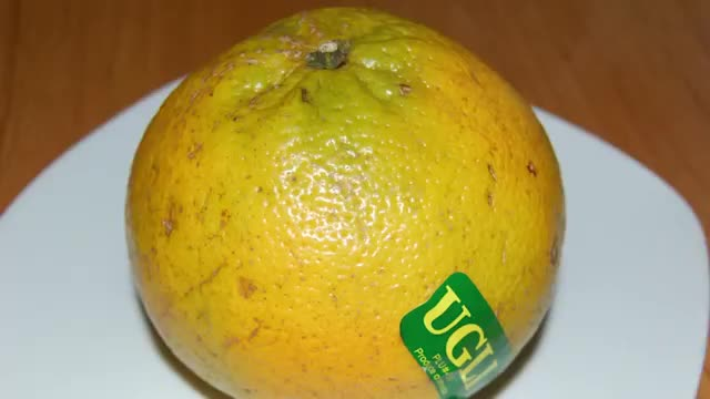 13 CRAZY FRUITS YOU'RE NEVER HEARD OF 9. Ugli Fruit