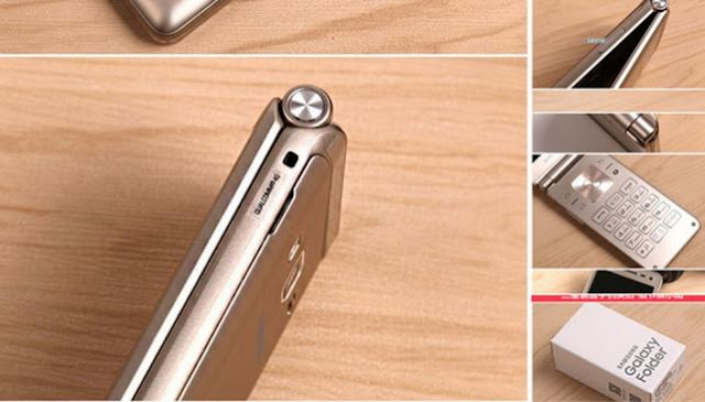 Samsung Galaxy Folder 2 caracteristicas