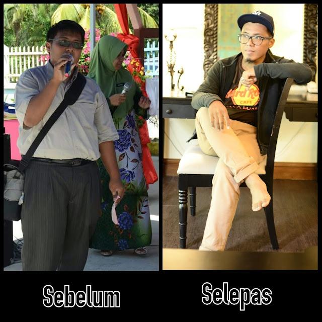 Tips turunkan berat badan yang berkesan