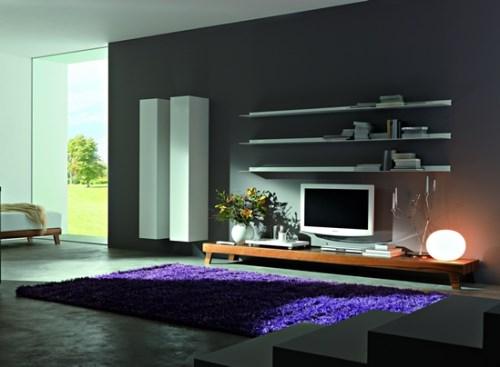 Interior Ruang Keluarga lesehan untuk rumah minimalis