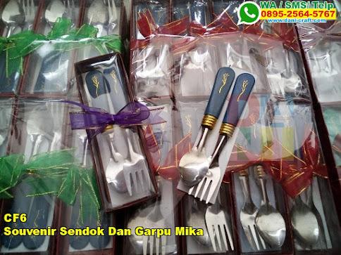 Grosir Souvenir Sendok Dan Garpu Mika
