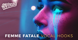 Download royalty free female vocal sample pack