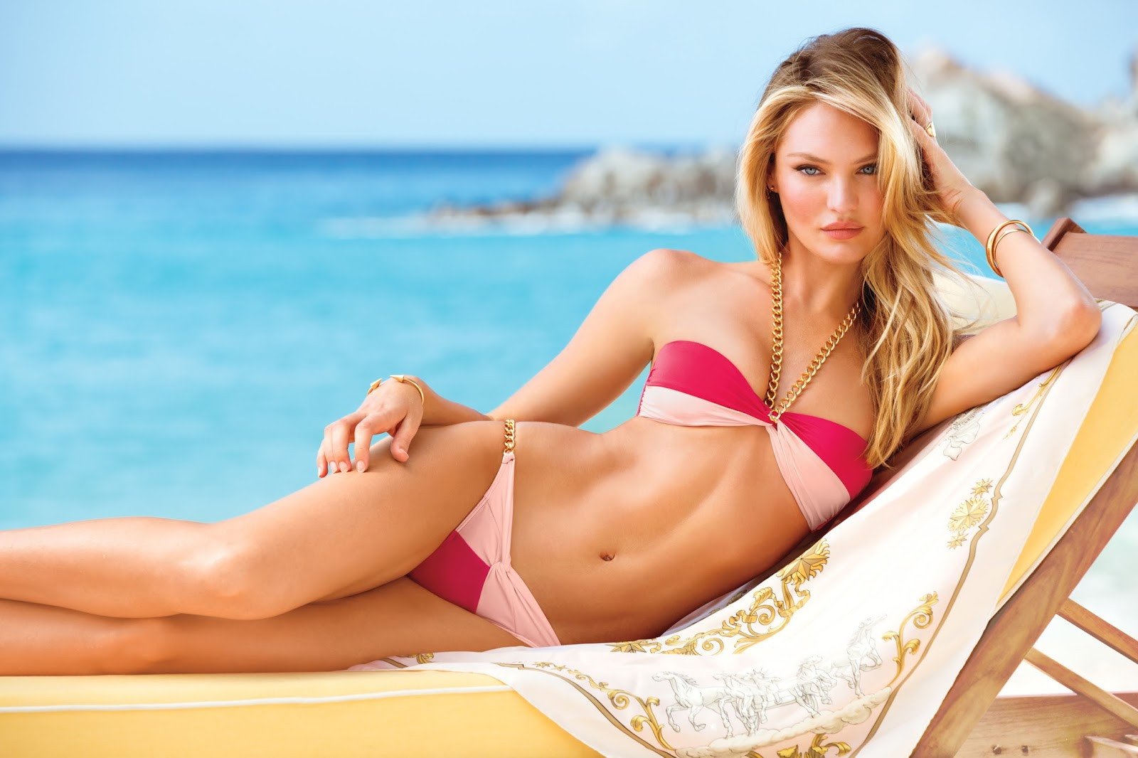 Hot Walls Pics: Candice Swanepoel Profile And New Hot Pictures 2013