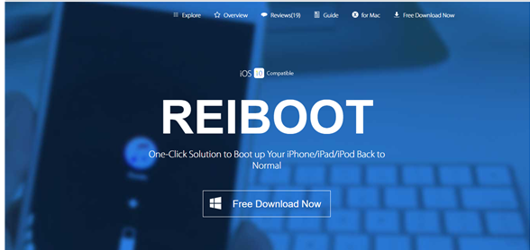Tenorshare Reiboot Review
