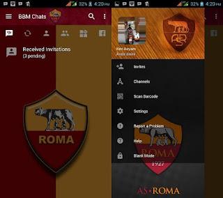 bbm mod As Roma v3.2.28