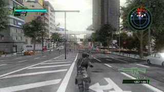 Earth Defense Force 2025 (XBOX360)