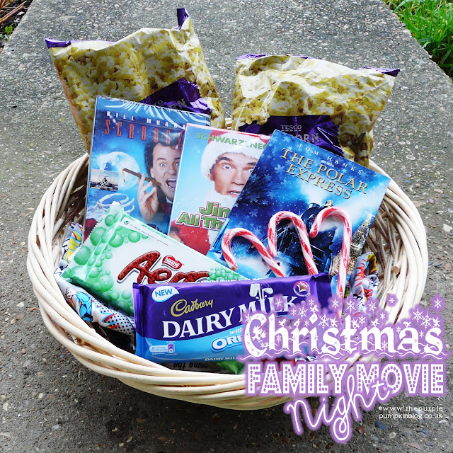 Christmas Family Movie Night - new #Christmas tradition!