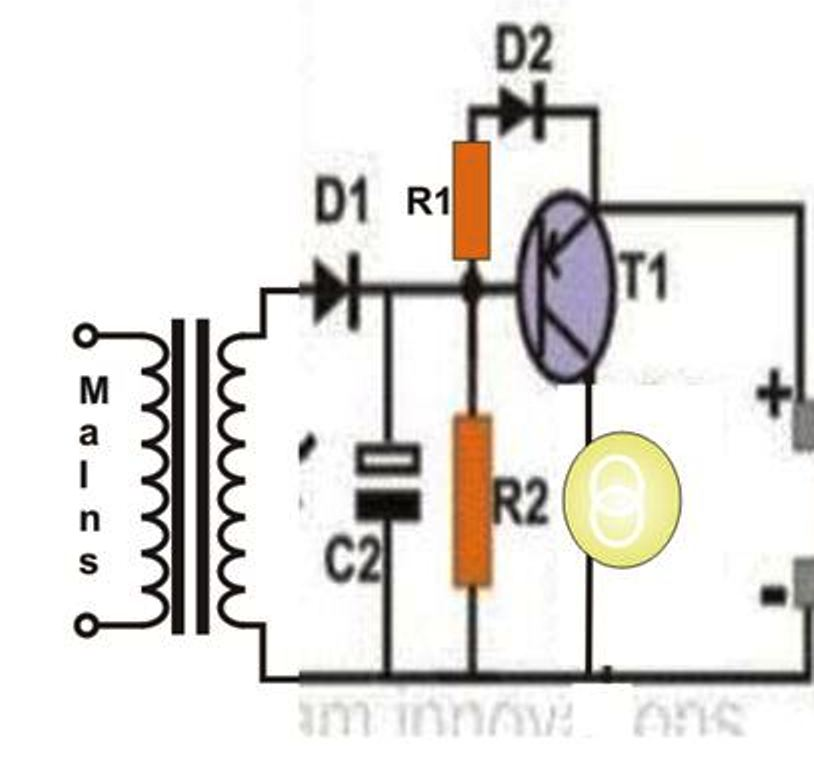 Hobby Electronic Circuits  Simple Touch Sensitive Switch