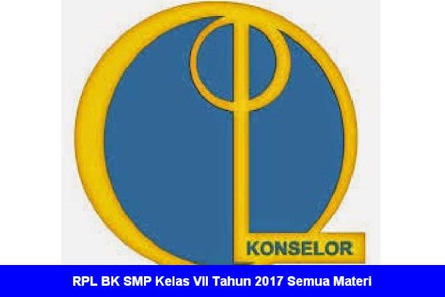 RPL BK SMP Kelas VII Tahun 2017 Semua Materi