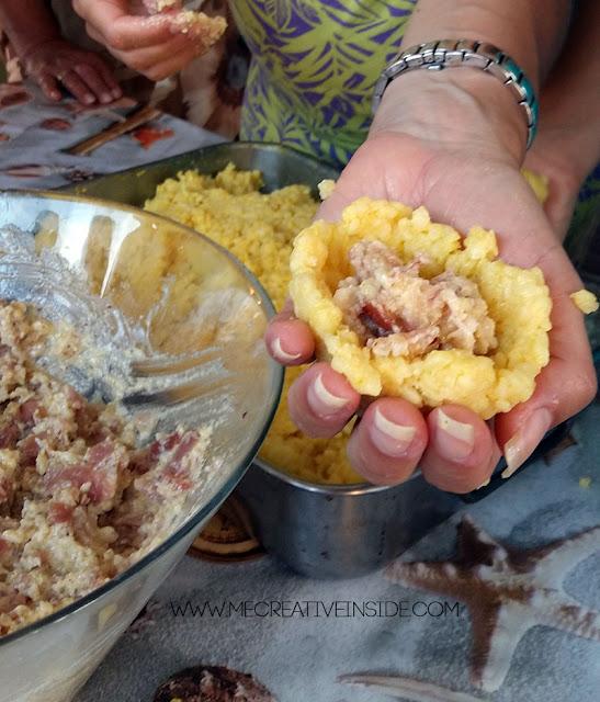 come fare gli arancini siciliani ricetta facile in pochi passi ME creativeinside