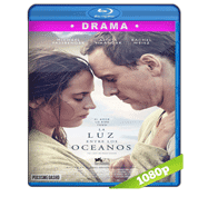 La Luz Entre Los Oceanos (2016) Full HD BRRip 1080p Audio Dual Latino/Ingles 5.1