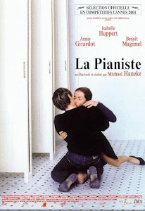 The Piano Teacher Poster