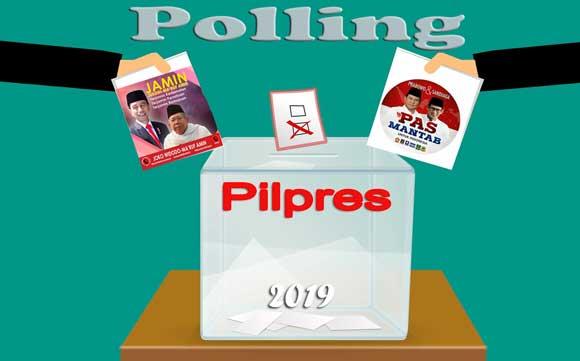 Siapa Capres dan Cawapres Pilihan Anda Tahun 2019 Nanti? (Polling)