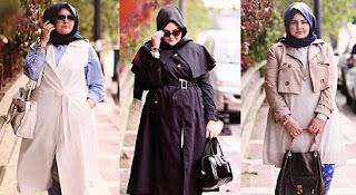 Trend Model Busana Muslim,Trend Busana Muslim,Kreasi dan Trend Busana,Contoh Model Baju Muslim,Model Baju Muslim,baju muslim,