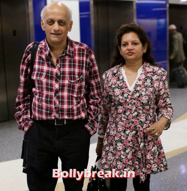 Mukesh Bhatt, IIFA Awards 2014 Pics
