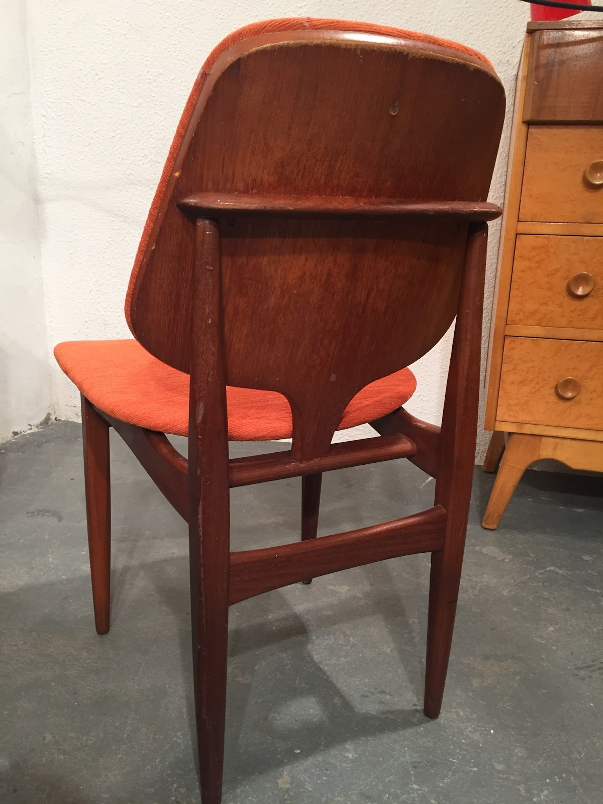 retro dining chairs ireland on wheels for ocd vintage furniture
