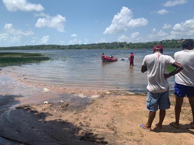 Jovem é encontrado morto amarrado pelo pescoço na Lagoa de Extremoz, RN