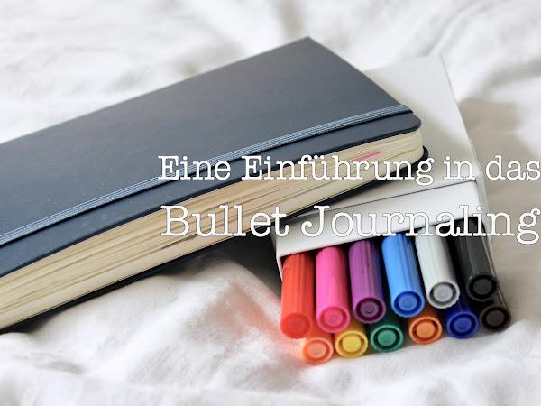 Eine Einführung ins Bullet Journaling
