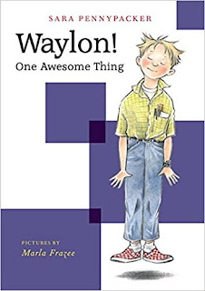 """Kid's Book Group Reads """"Waylon!"""" for June 20, 2018"""