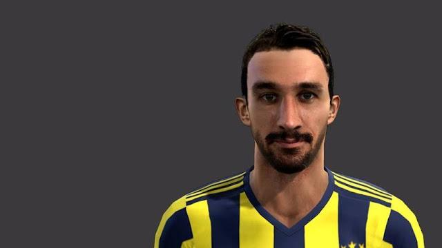 Mehmet Topal Face PES 2013
