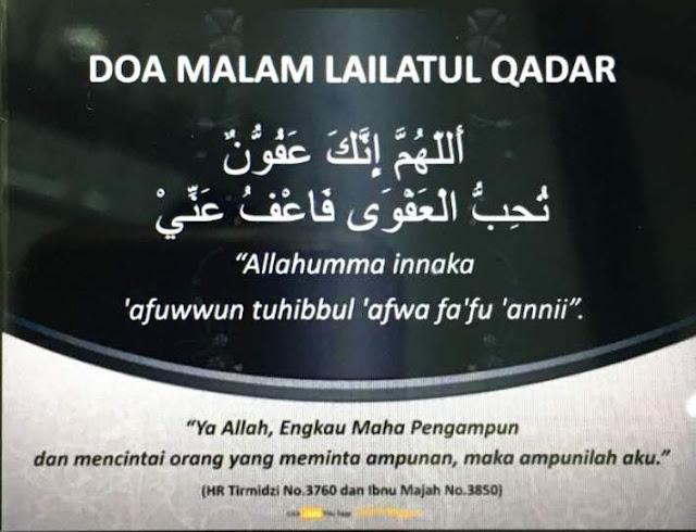 Malam Al Qadar