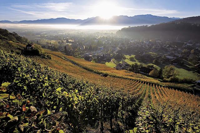 Cosa fare in autunno in Svizzera