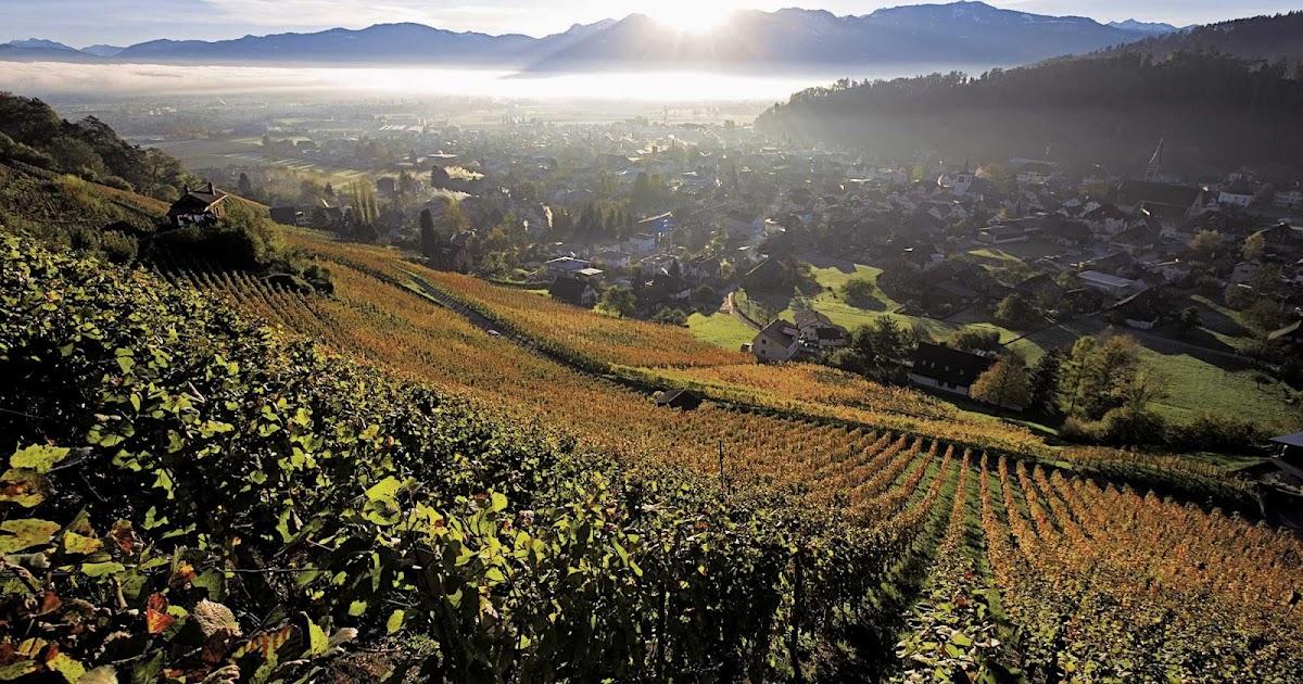 La Svizzera da vedere in Autunno