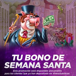 VivelaSuerte Coge tu bono de Semana Santa