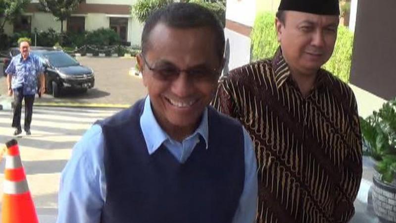 Dahlan Iskan diperiksa Kejati Jawa Timur