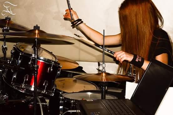 Ladies of Metal: Martina Tomasoni (Winterbreed), Ladies of Metal, Martina Tomasoni, Winterbreed