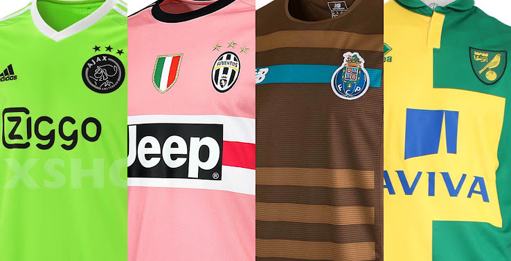 84857c0fa Our Top 10 Worst 2015-16 Kits - Footy Headlines