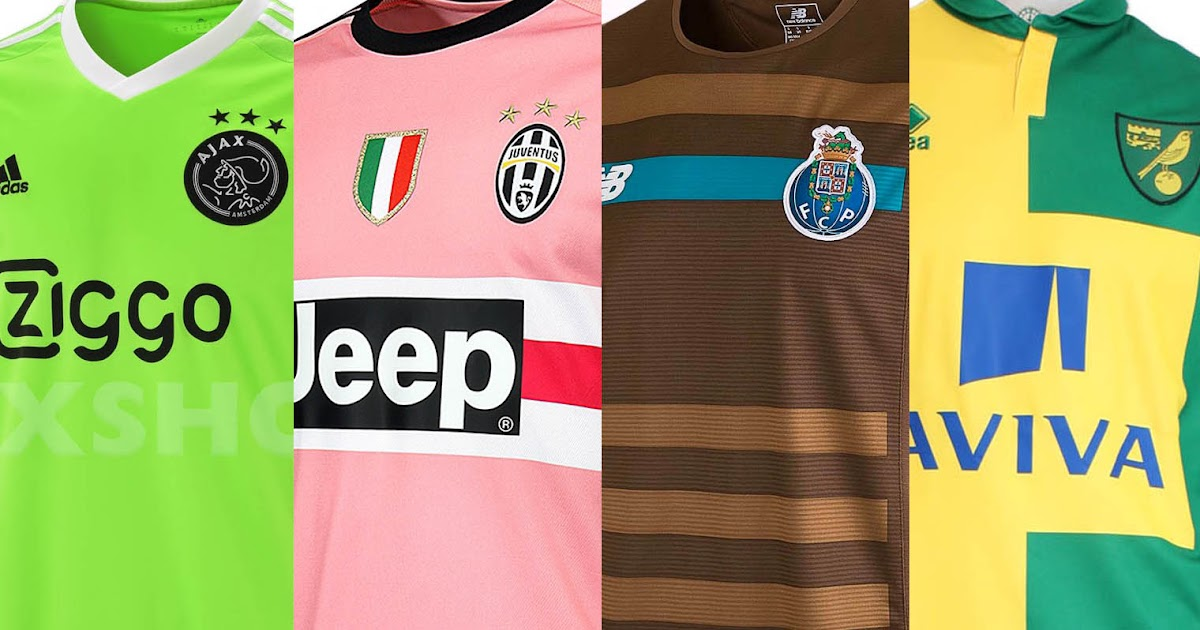 Our Top 10 Worst 2015-16 Kits - Footy Headlines 4b2eb9c06
