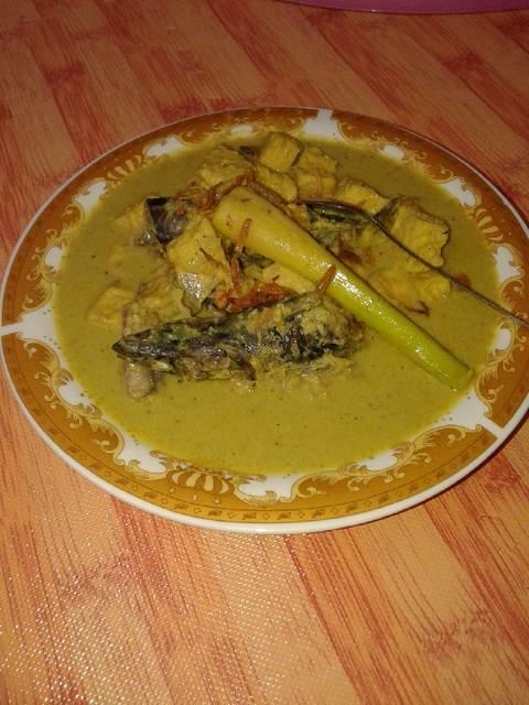 resep ikan tongkol kuah kuning