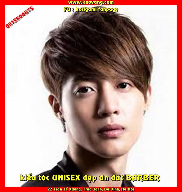 Tóc nam Nhật Bản : tại sao con trai Nhật - Hàn - Hong - Kong tóc rối mà đẹp vậy?