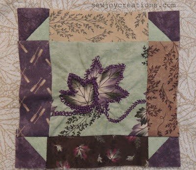 splendid sampler block 11