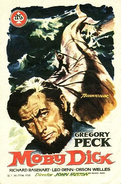 Moby Dick Filme