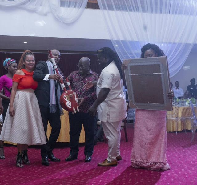 Photos : The King of Drama & Eurostar Limousine CEO, Oscar Yao Doe Honoured At MUSIGA Grand Ball