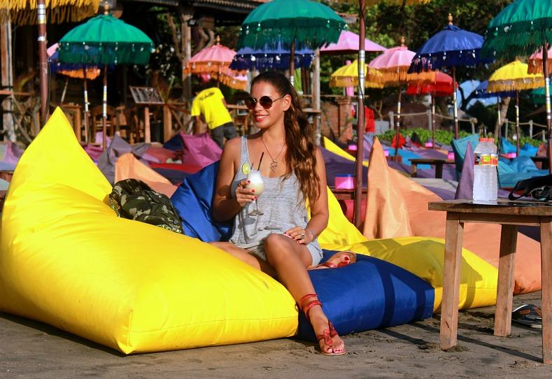 Tamara Chloé, Beachclub, Bali