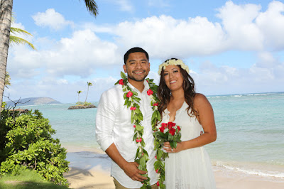 Hawaii Vow Renewal