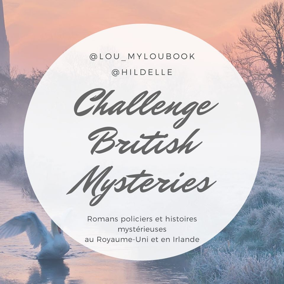 British Mysteries Month / 5e édition du Challenge annuel British Mysteries
