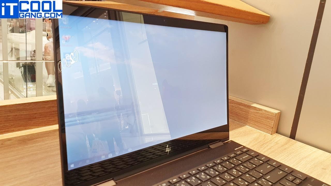 รีวิว HP Envy X360 (2019) คอมพิวเตอร์พับได้คุ้มค่าแห่งปี