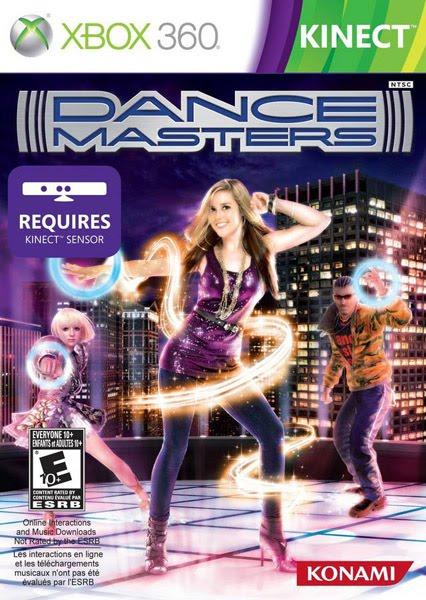 XBOX 360 - Dance Masters