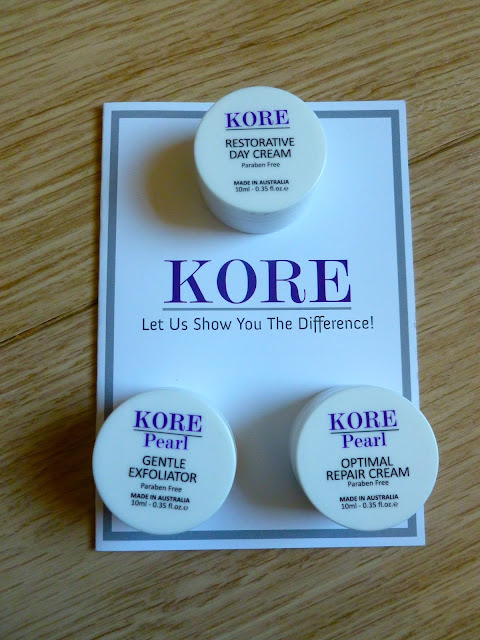 KORE Skincare - An Introduction And Review
