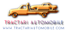tractari automobile, autoutilitare, utilaje