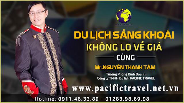 Công Ty Du Lịch Pacific Travel
