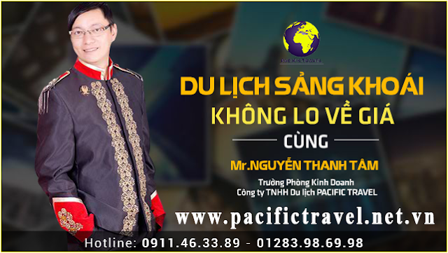 cty du lịch pacific travel