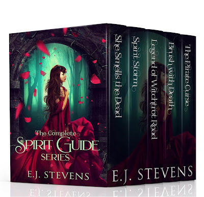 The Complete Spirit Guide Series YA Paranormal Mystery Box Set