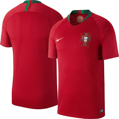 Jersey Portugal New 2018